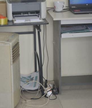 ứng dụng thực ổ cắm điện hàn quốc dm2221