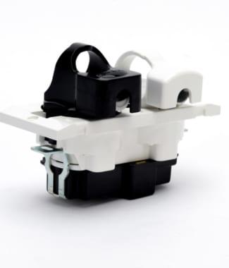 phích cắm điện hàn quốc kết hợp với ổ âm sàn